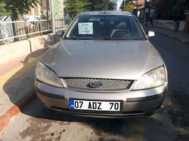 2003 Ford Mondeo 2.0I TREND