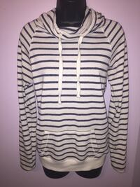 Striped hoodie  Windsor, N9G 2X8