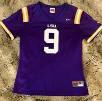 purple and yellow NFL jersey Metairie, 70005