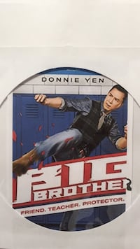 DVD Big Brother  Philadelphia, 19153