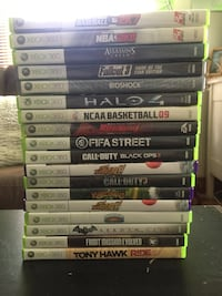 Xbox 360 and Xbox one games, controllers and more Sarnia, N7T 7E2