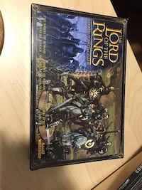 Lord of the rings rohan riders Mississauga, L5N 8J5