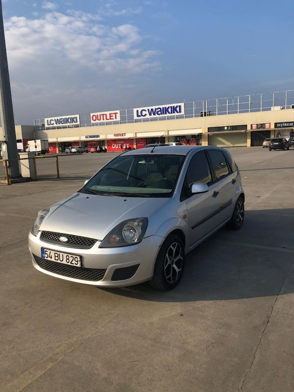 2008 Ford Fiesta 1.4TDCI COMFORT ABS 05ad9ee3-d054-4bf6-bf7f-d1beac4f68f1