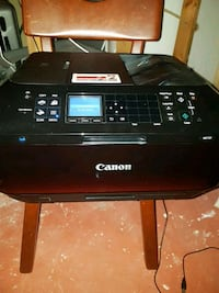 Canon printer MX722 with ink