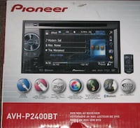 "2-DIN Multimedia DVD Receiver with 5.8"" Widescreen The Colony"