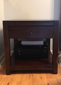 Bedside table or living room table