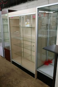 Retail Display case showcase Hyattsville, 20781