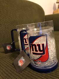 New York Giants Freezer Mugs Bakersfield, 93312