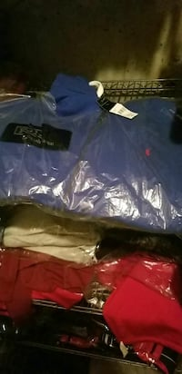 Polo men's sweat suit