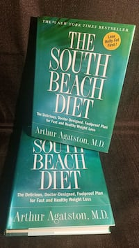 The south beach diet. Fast, healthy weight loss bo