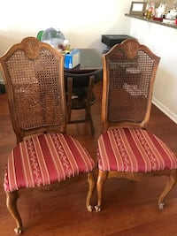 2 Vintage Chairs  Charlotte, 28205