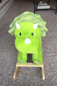 Kellytoys Triceratops Dinosaur Rocking toy London, N6K 4J6