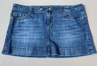 American Eagle Jean Skirt Chesapeake, 23321