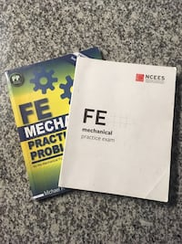 Fundamentals of Engineering (Mechanical) Practice Exam and Problems