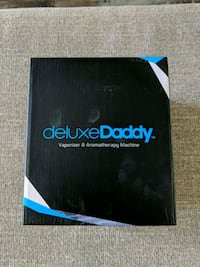 Deluxe Daddy Vaporizer & Aromatherapy Machine Winnipeg, R3R 3A9