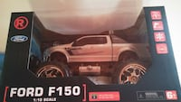 gray Ford F150 diecast box Springfield, 45505