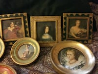 two brown wooden photo frames Belleview, 34420