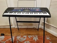 Casio Keyboard CTK 495 With Stand Fairfax