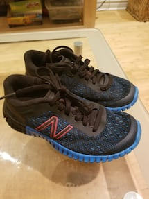 New balance toddler size 12 only worn  a handful of times