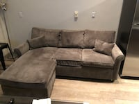 """82"""" 2 Piece Chaise Sectional Sofa Seattle, 98107"""