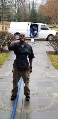 Carpet cleaning Sterling