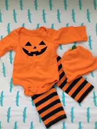 Baby Halloween costume 0-3 months Richmond Hill, L4E