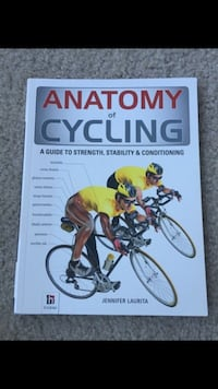 Anatomy of Cyling book Virginia Beach, 23454