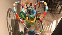baby's multicolored jumperoo Sterling, 20166