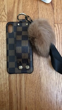 Damizer ebene louis vuitton iphone x case 多伦多, M1W 3K8