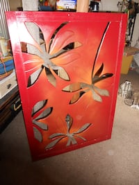 CUT OUT WALL DECOR HAND MADE WOOD TUCSON