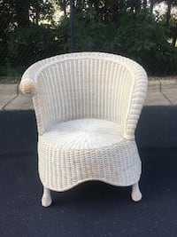 Pier 1 Wicker Chair  Woodbridge, 22192