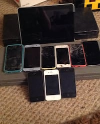 Lot of iPhone and android  Calgary, T2J 6P6