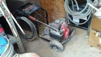 red and black pressure washer Springfield, 65802