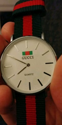 Gucci watches white and black  Milton, L9E 1C1