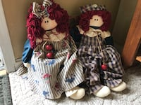 Raggedy Ann and Andy Xenia, 45385