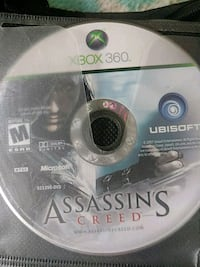 Assassins Creed 1 Original Xbox 360  Maybrook, 12543
