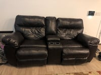 Twin leather seat recliners! Great condition! American Fork, 84003