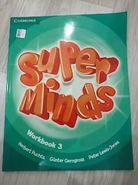 Super Minds Workbook 3