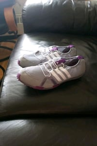 Size 8.5.used once. Toronto, M2M 3Z2