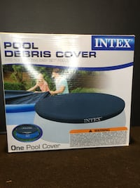 10' Intex Pool Debris Cover ROCKVILLE
