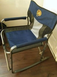 Cal Ranch director's rocking chair (new)