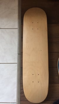 brown skateboard deck La Prairie, J5R 5C8