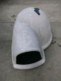 Igloo dog house $70 obo. I have (2) Lowell, 01851