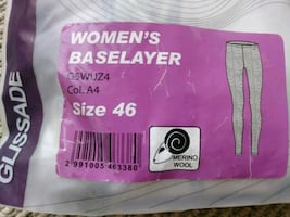 Thermo Pants ( Women's baselayer)