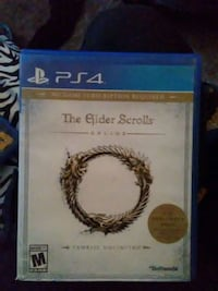 Sony PS4 The Elder Scrolls Online game case Moriarty, 87035