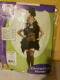 Charleston 1920s flapper costume  Whittier, 90605