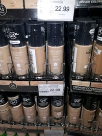 Brand new Colorstay Foundation $10 each - shade is Natural Beige Toronto, M9N 1T2
