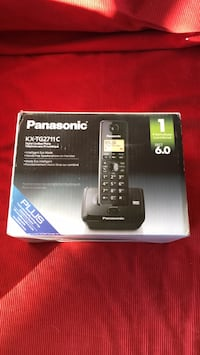 black and gray Panasonic digital answering system Vancouver, V5L