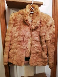 100% Rabbit Fur with polyester lining Size M Mount Airy, 21771