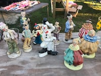 Clowns $2 each if you take all Danville, 17821